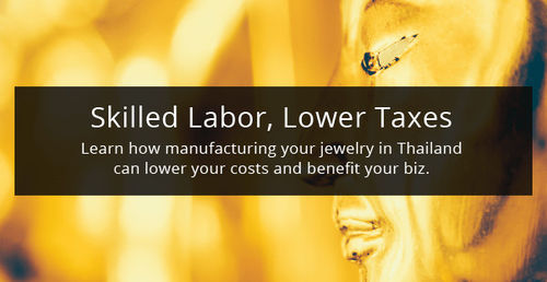 china latest news about SKILLED LABOR, LOWER TAXES & HOW TO STREAMLINE YOUR JEWELRY BUSINESS
