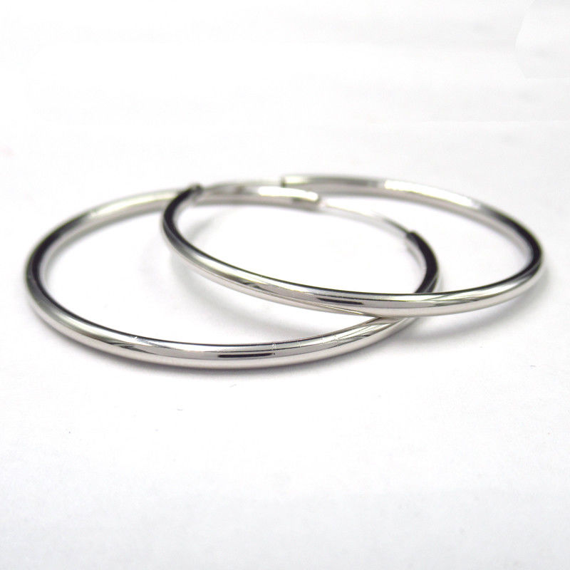 Fashion Design Sterling Silver 925  Hoop Earring supplier